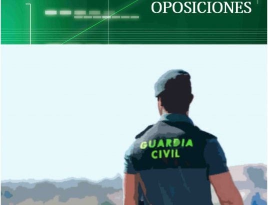 Opositar a la Guardia Civil 2017