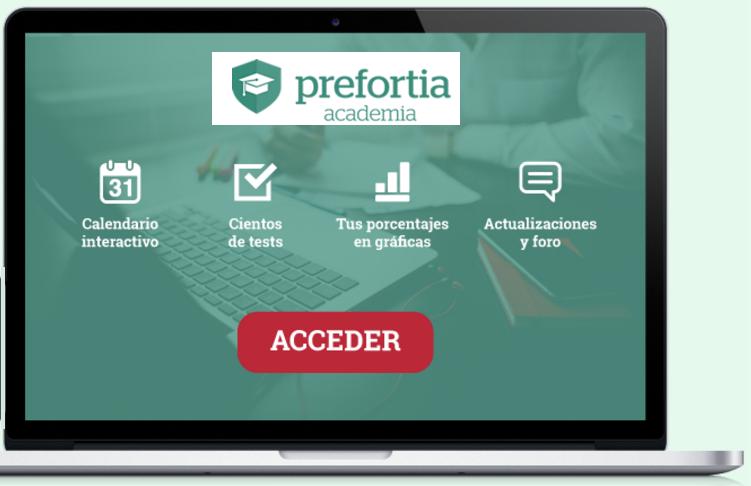 Acceso Academia Prefortia