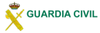 Logo Cuerpo Guardia Civil