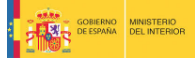 Logo Ministerio del Interior